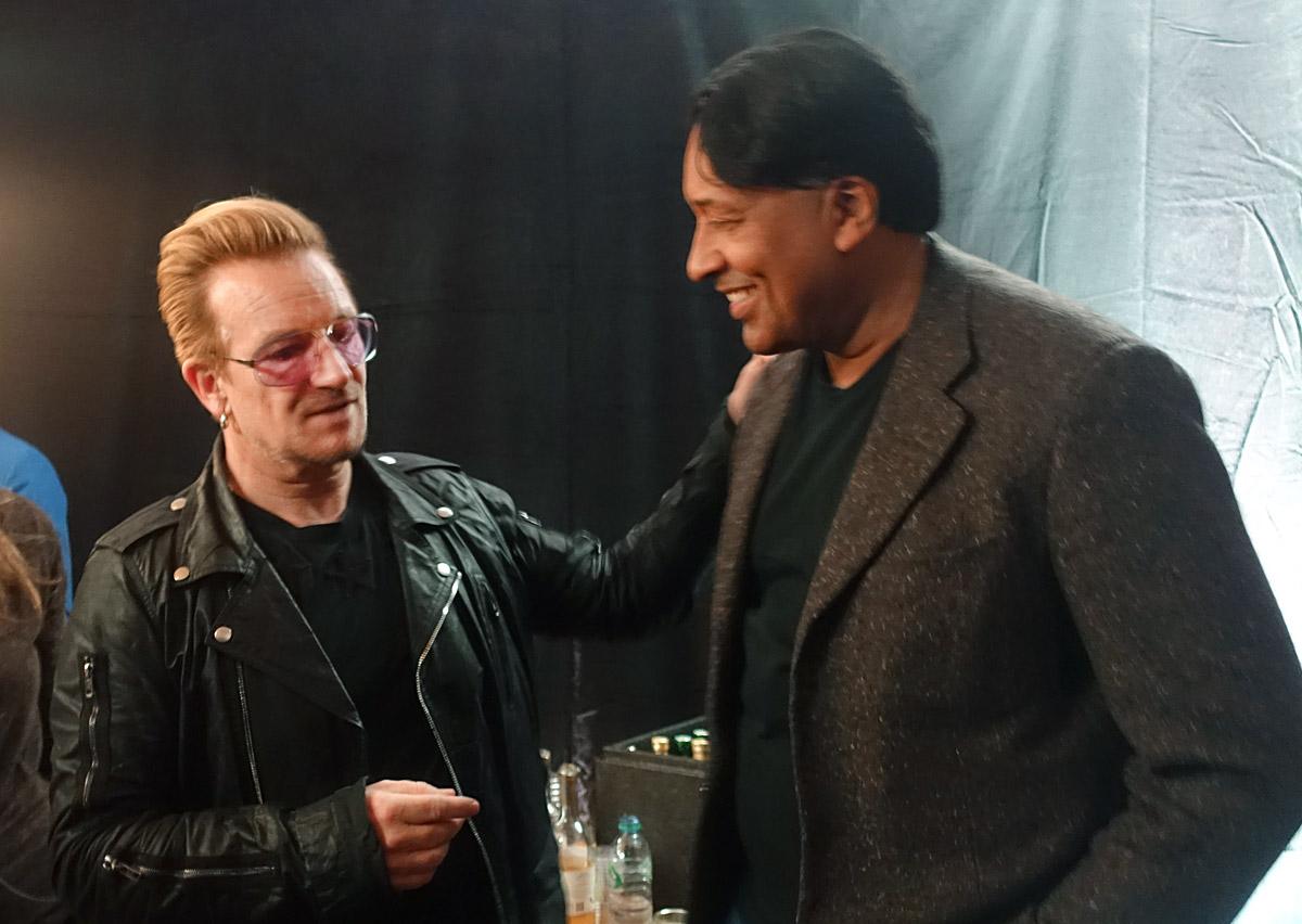 Bono & Cherno Jobatey