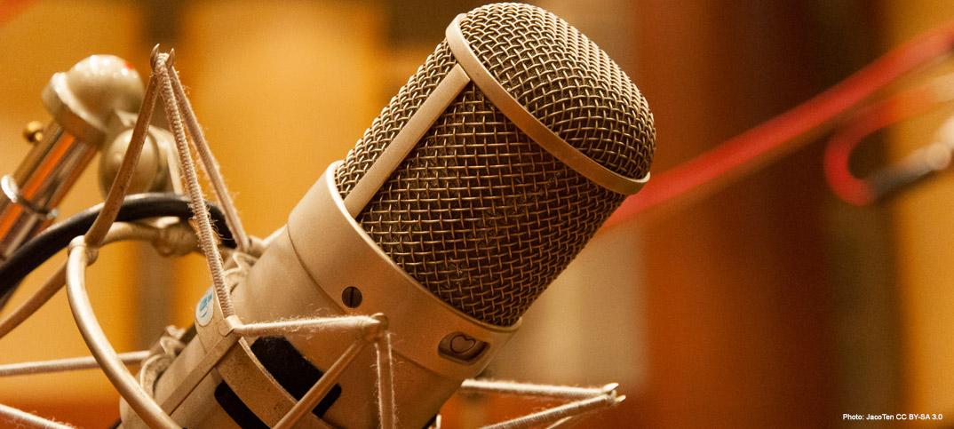 Neumann-Mikrofon