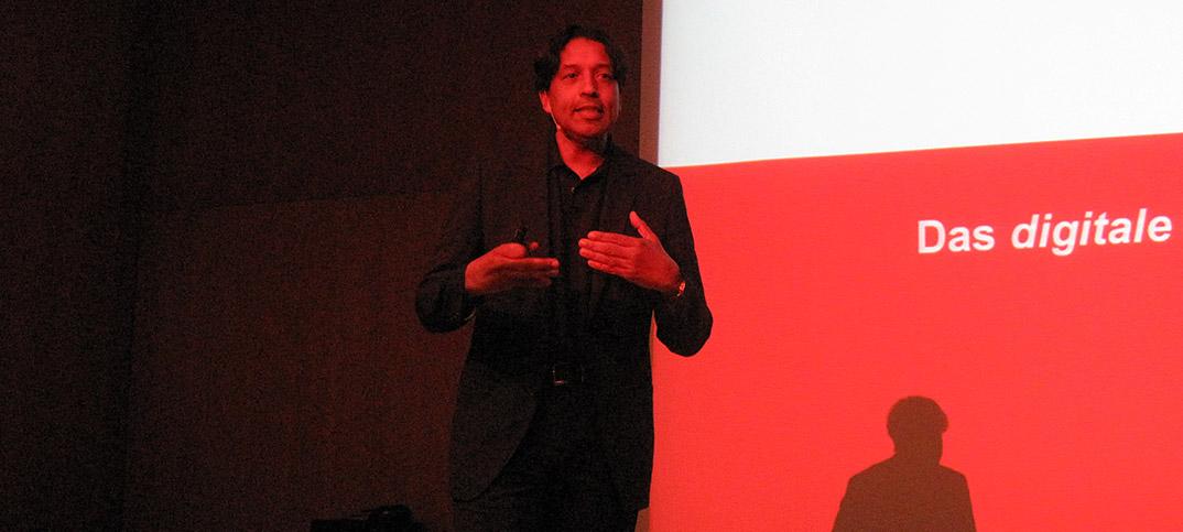 Moderator Cherno Jobatey