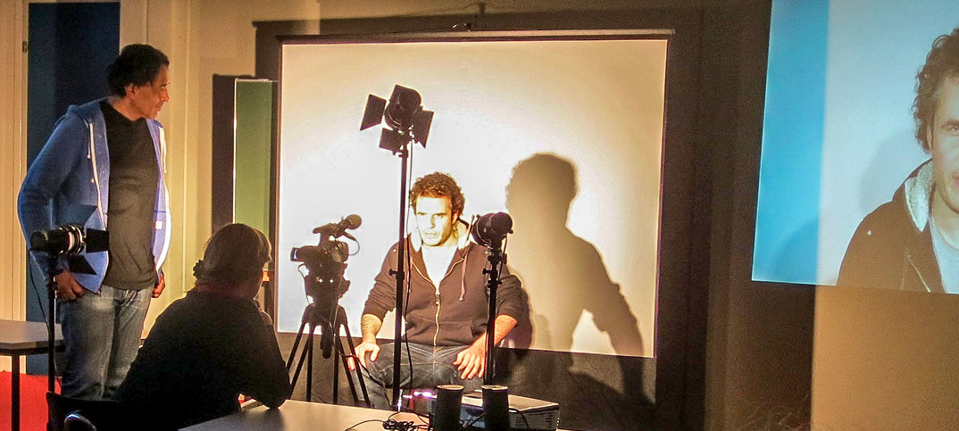 University Lecturer Cherno Jobatey Rhetorik Seminar
