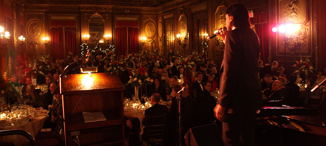 Cherno Jobatey Metropolitan Club New York City