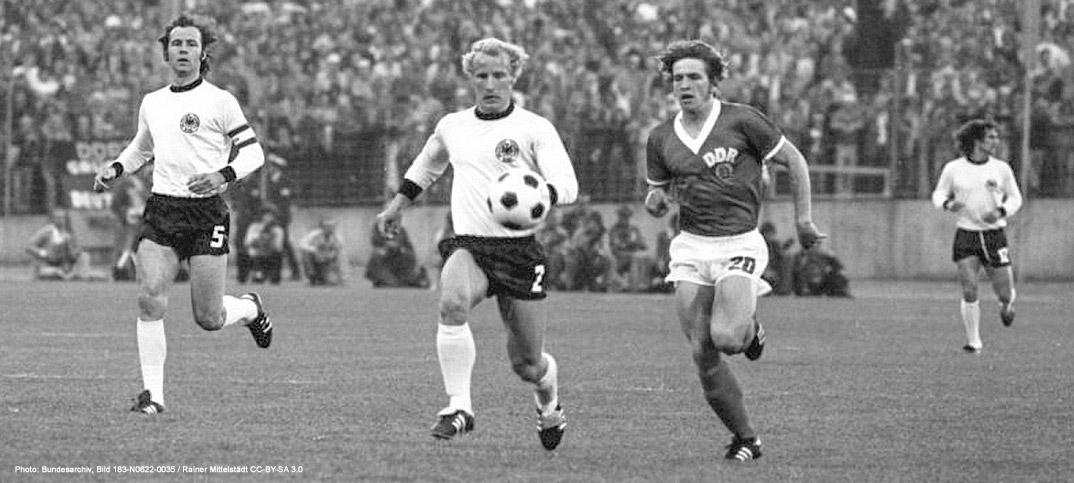 DDR vs. BRD