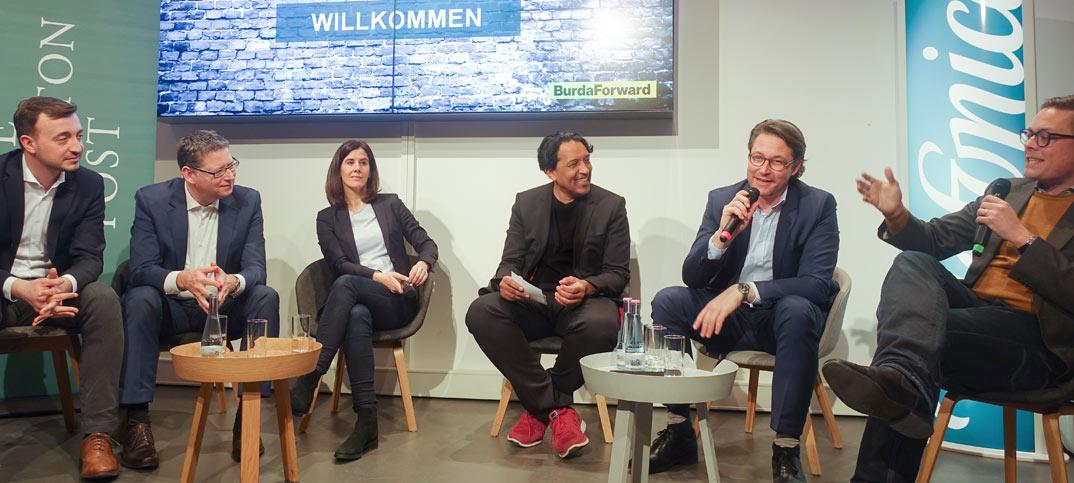 24Sekunden-Talkshow: Paul Ziemiak, Thorsten Schäfer-Gümbel, Katja Suding, Cherno Jobatey, Andreas Scheuer & Konstantin von Notz
