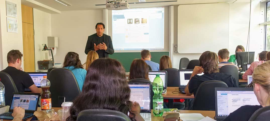 University Lecturer Cherno Jobatey