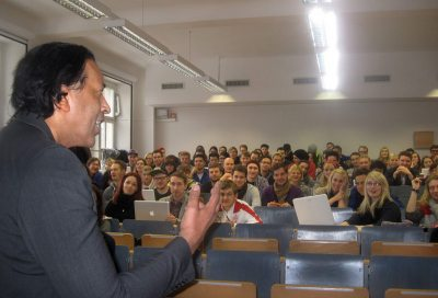 Cherno Jobatey Vorlesung University of Applied Science Mittweida
