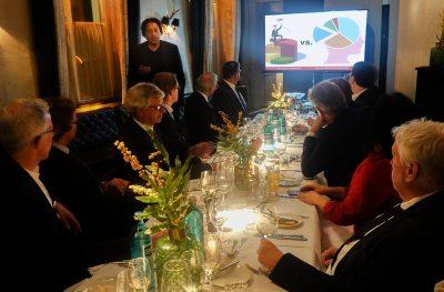 Cherno Jobatey Dinner Speech The Grand Berlin